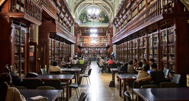 Librerías, un recurso importante para la tésis